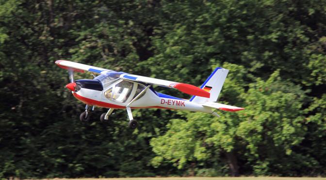 Schleppmodell: Yakovlev Yak-112